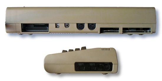 Commodore 64 liitännät ja portit