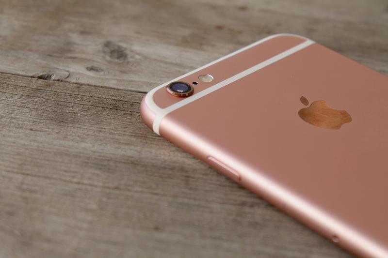 Apple iPhone 6s - kamera