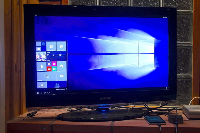 Microsoft Lumia 950 XL - Continuum