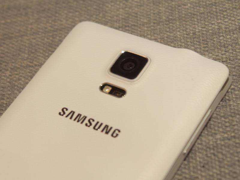 Testissä Samsung Galaxy Note 4