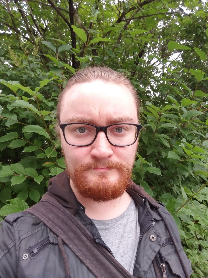 HTC 10 - esimerkkikuva selfie
