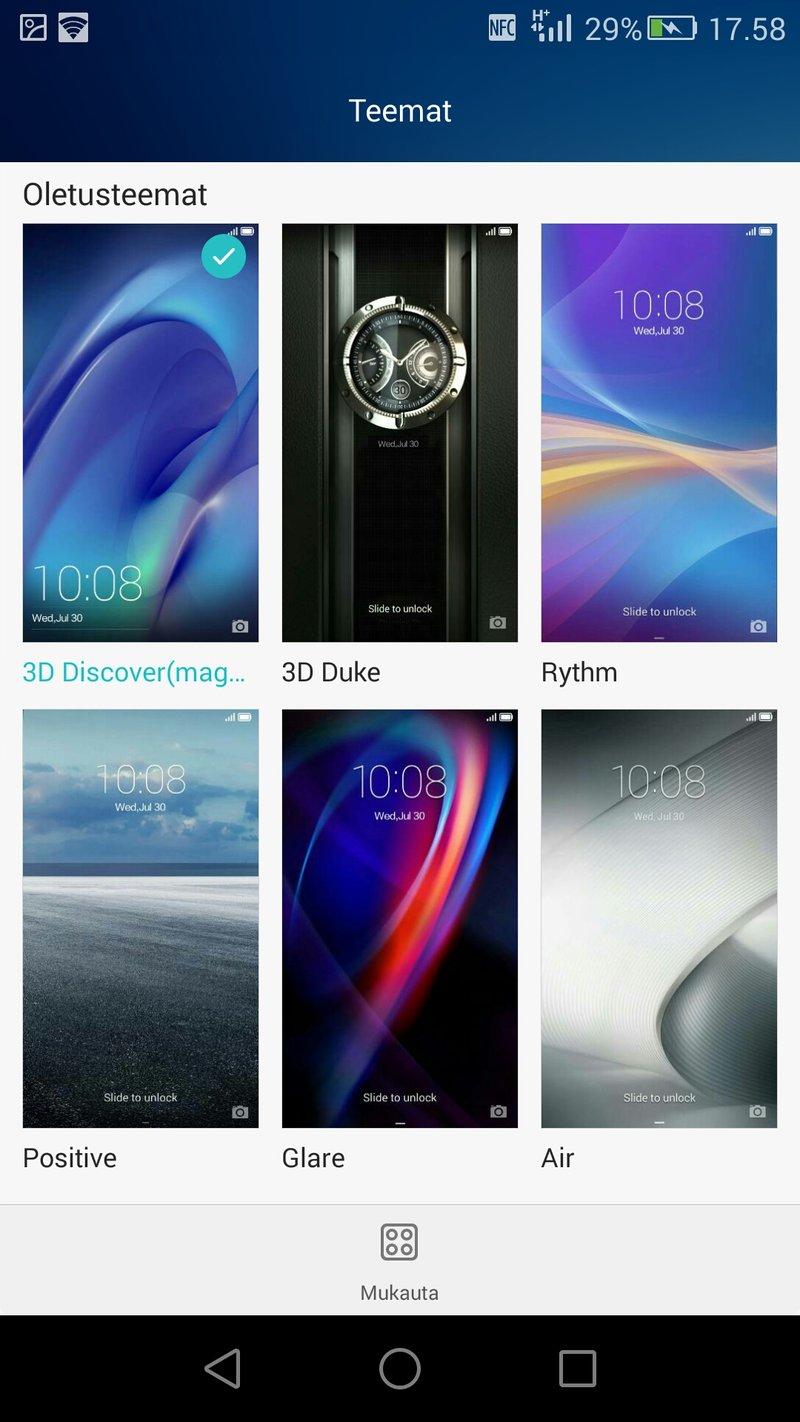 Huawei Honor 6+