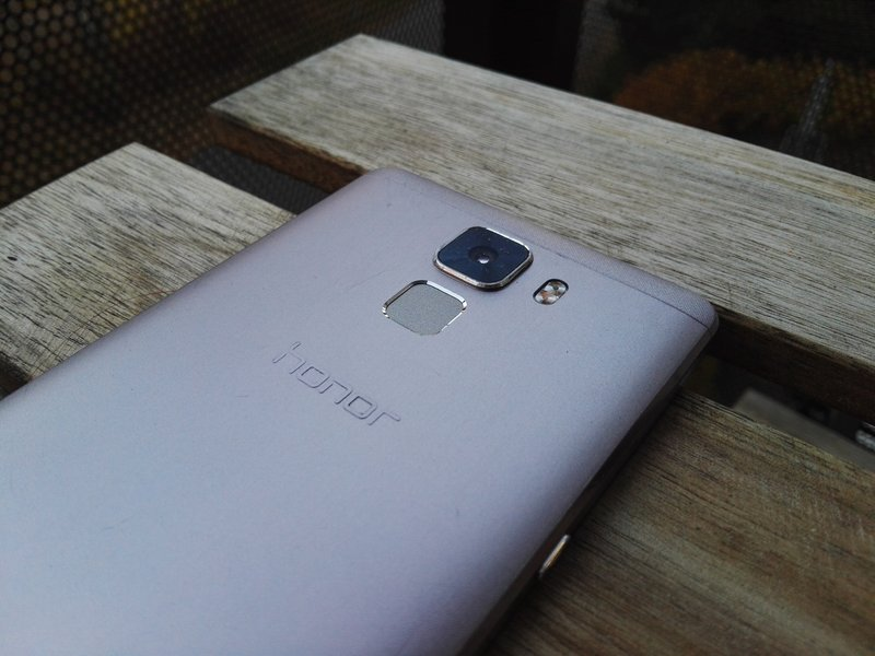 Huawei Honor 7 - takakamera