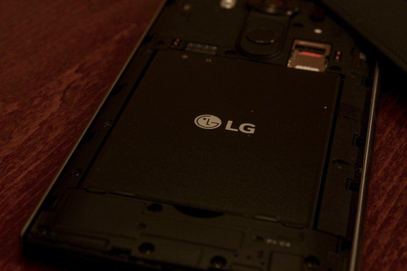 LG V10 - akku
