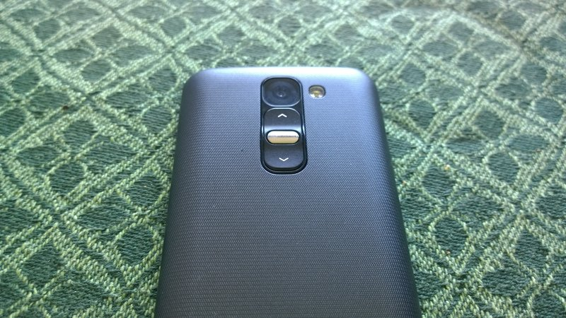 LG G2 Mini camera buttons