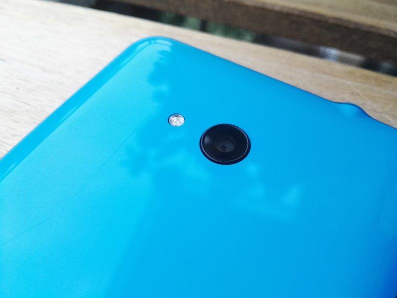 Lumia 640 kamera