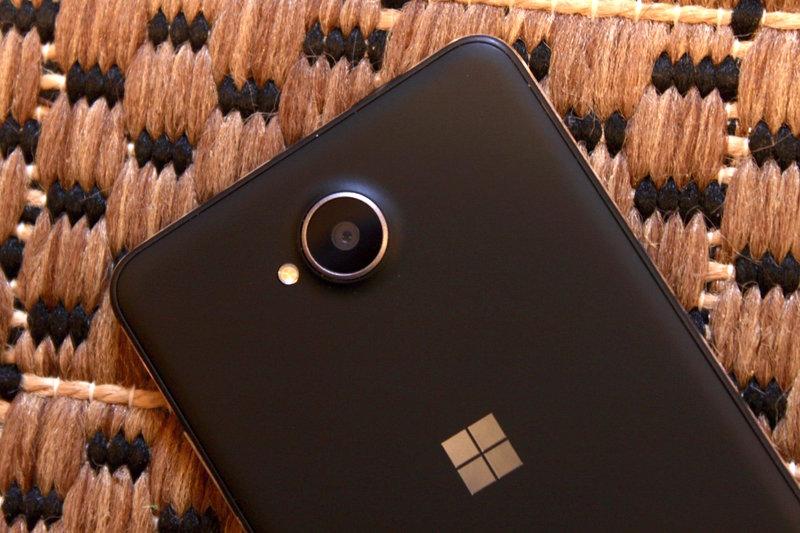 Microsoft Lumia 650 - Kamera