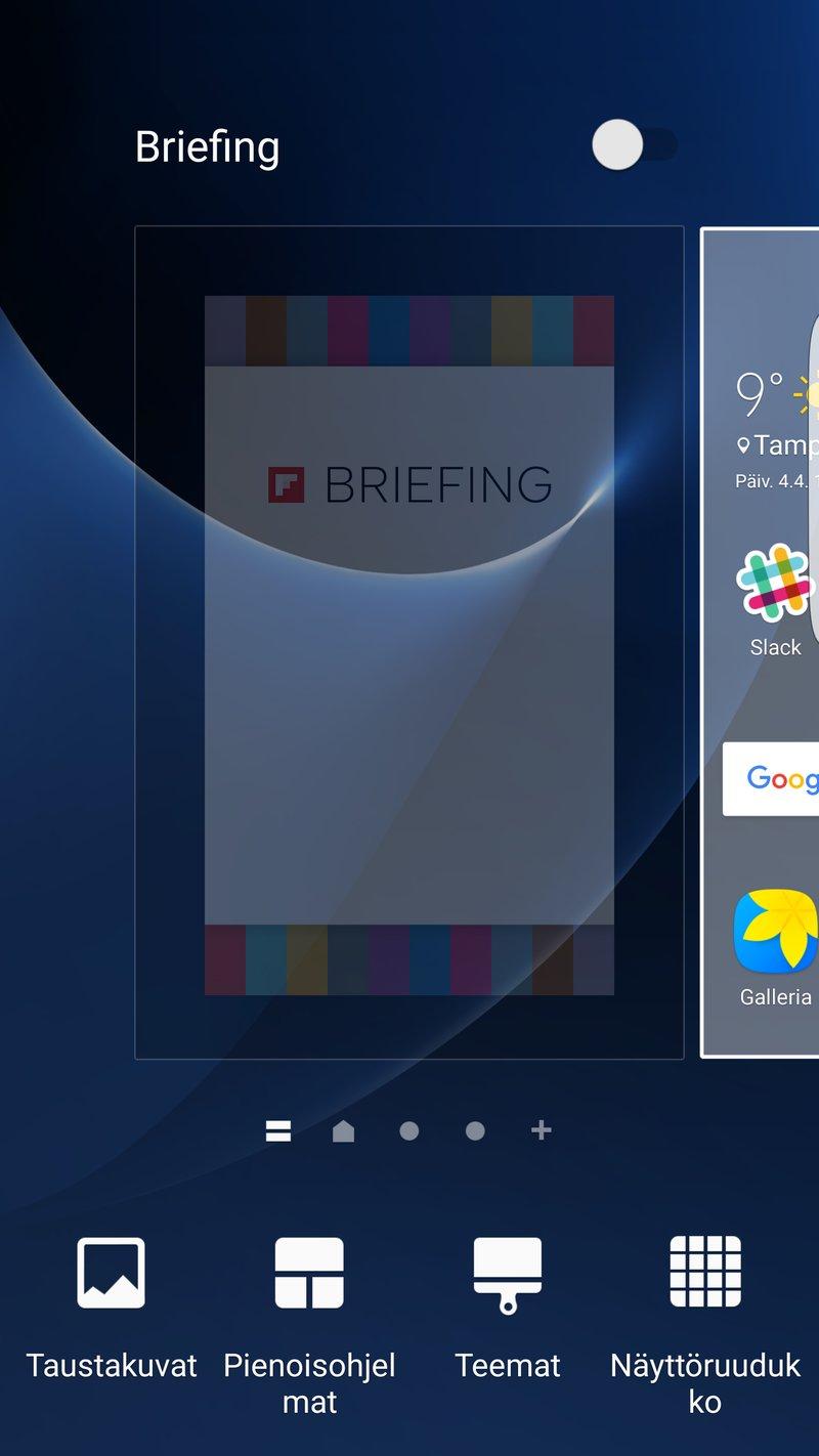 Samsung Galaxy S7 edge - Flipboard