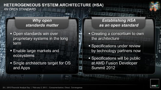 AMD Introduces Heterogenous System Architecture (HSA) - AfterDawn.com