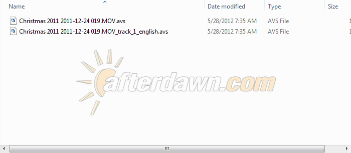 MeGUI AVS Cutter open script - AfterDawn.com