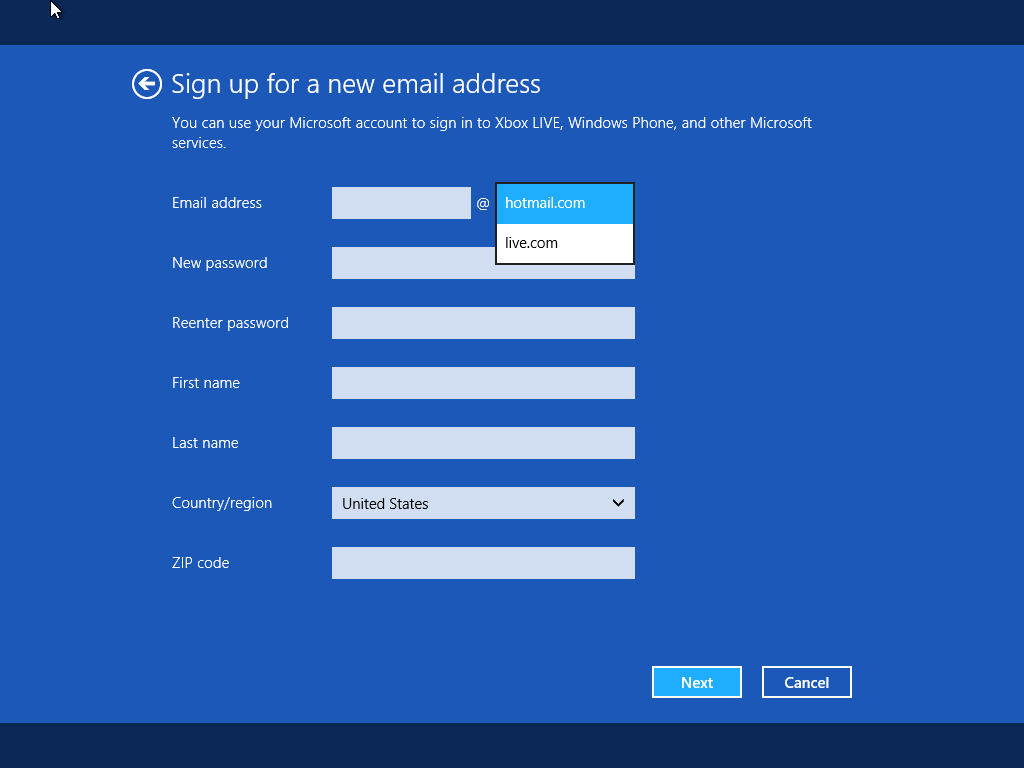Opening Windows 8: 5 Security tips for using Microsoft accounts ...
