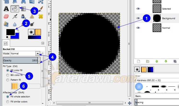 Black button background - AfterDawn.com