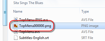 PNG menu background in Windows Explorer - AfterDawn.com