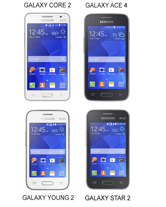 Samsung galaxy ace 4 hinta