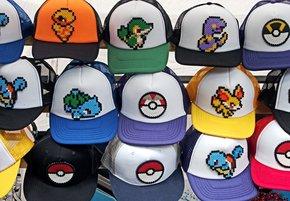 Pokemon Go lakkeja