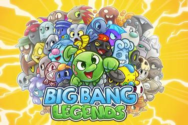 Suomalainen Big Bang Legends -oppimispeli julkaistiin –saanut hyvän alun Androidilla ja iOS:lla