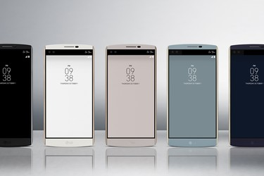 Arvostelu: LG V10 - Kahdella n�yt�ll� varustettu huippu-Android