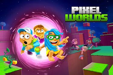 Kotkalainen Kukouri julkaisi uuden Pixel Worlds -pelin – koukuttaa pelaajia sosiaalisuudellaan