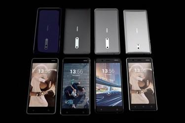 Video paljasti tulevia Nokia-puhelimia