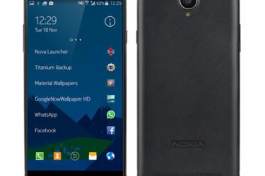 Vuoto esittelee Nokian tulevaa Android-puhelinta