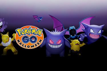 N�in Pokemon Go muuttuu Halloweeniksi