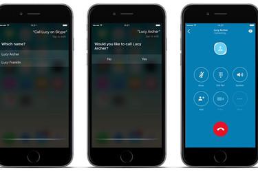 Skype p�ivittyi iPhonelle, tukee iOS:n uusia ominaisuuksia