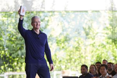 Tämän takia Apple ei ole tehnyt massiivisia yrityskauppoja