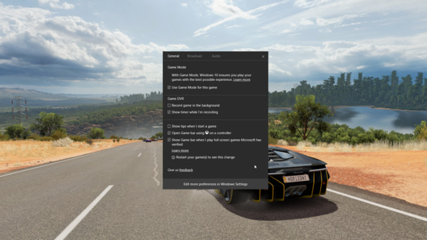 Windows Insiders get their hands on the new Game Mode