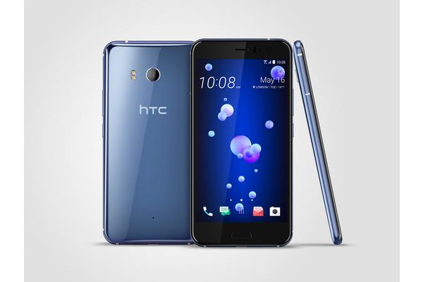 HTC's new flagship smartphone senses pressure, tops camera benchmark
