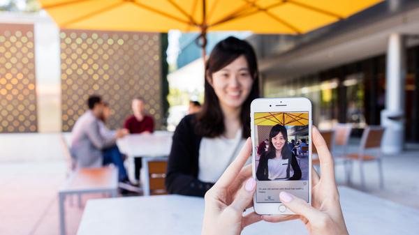 Microsoftin uusi sovellus saa iPhonen kameran näkemään