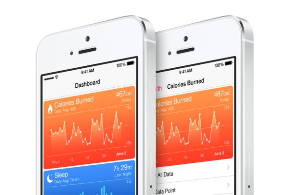 Apple hyökkää terveysdatan perään – iPhonesta lääkäreiden työkalu?