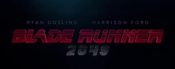 Blade Runner 2049 gets first trailer, premiere date