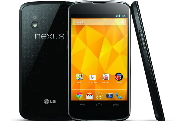 P trods af orkanen, lancerer Google Nexus 4-telefonen 