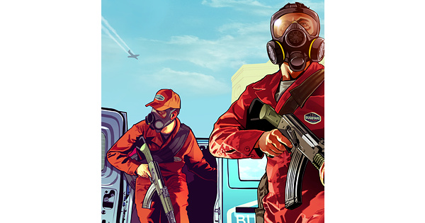 Grand Theft Auto 5 kommer til for�ret, men ikke til pc*