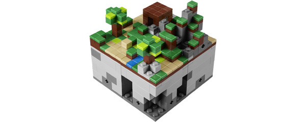 LEGO er snart klar med et komplet Minecraft-st