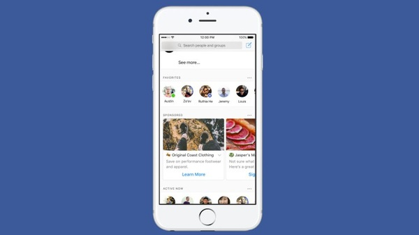 Aika hylätä Messenger? Facebook aikoo lisätä siihen mainoksia