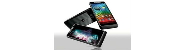 Motorola annoncerer Intel-baseret Droid Razr i