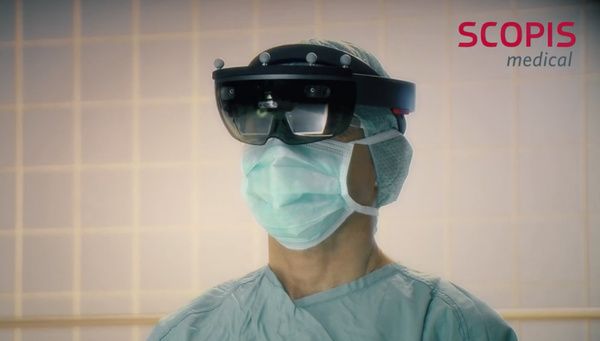 WATCH: Microsoft's HoloLens utilized in spine surgery solution