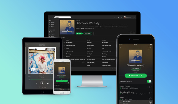 Spotify challenging Apple with category defining device?