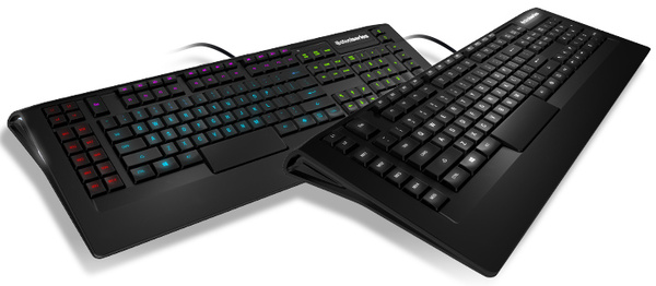 SteelSeries prsenter gaming-tastaturerne Apex og Apex [RAW]