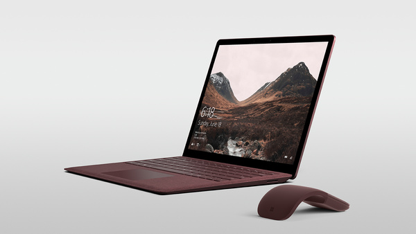 Microsoft unveils Surface Laptop: Lighter, thinner, and faster than MacBook Air