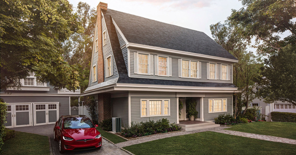 Tesla taking Solar Roof pre-orders