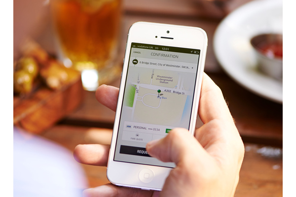 Uber tracked iPhone serial numbers of customers