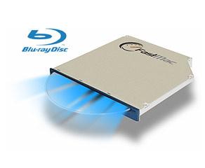 Blu-Ray-asema Mac-kannettaviin