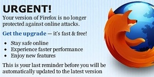 Mozilla killing off Firefox 3.6 with auto-updater