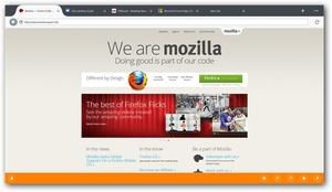 Firefoxin kosketusversio Windows 8:lle saapuu joulukuussa