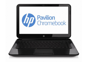 Specs leaked for first HP Chromebook