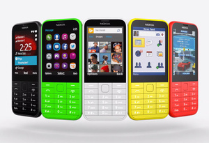 Nokia unveils the extremely thin, cheap Nokia 225 Internet phone for emerging markets