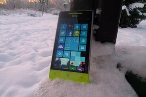 Pikakatsauksessa HTC Windows Phone 8S: loppu kierrätykselle