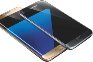 Official press shots of Galaxy S7 leak